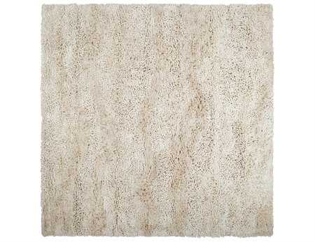 Surya Berkley 8' Square White Area Rug