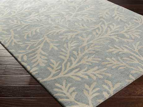 Surya Brilliance Rectangular Slate Area Rug