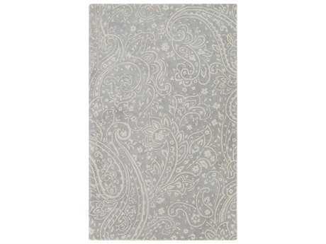 Surya Brilliance Rectangular Medium Gray & Khaki Area Rug