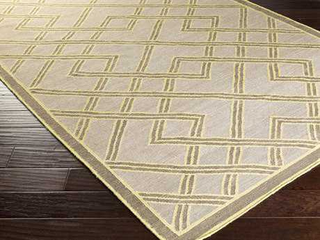 Surya Brighton Rectangular Olive Area Rug