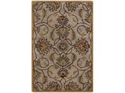 Surya Caesar Rectangular Gray Area Rug