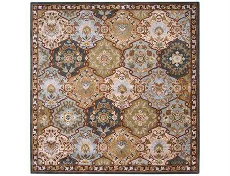 Surya Caesar Square Green Area Rug