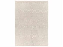 Surya Candice Olson Modern Classics Rectangular White Area Rug