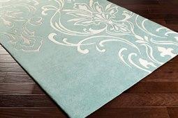 Surya Candice Olson Modern Classics Rectangular Blue Area Rug