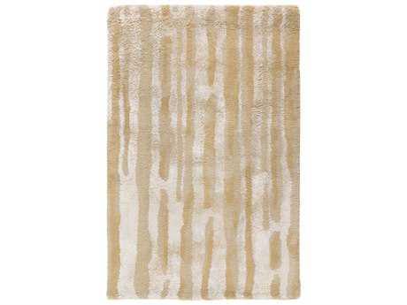 Surya Modern Classics Rectangular Tan & Beige Area Rug