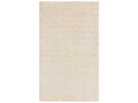 Surya Castlebury Rectangular Cream Area Rug