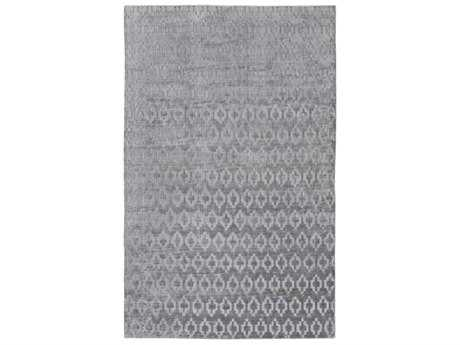 Surya Castlebury Rectangular Light Gray Area Rug