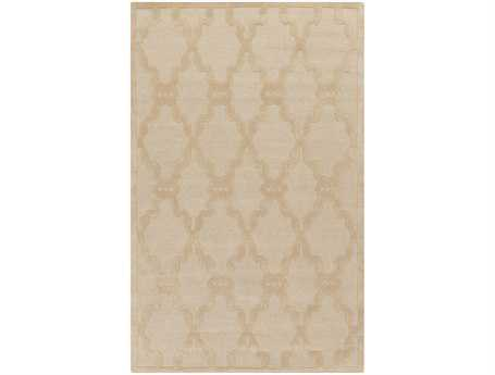 Surya Chandler Rectangular Beige Area Rug