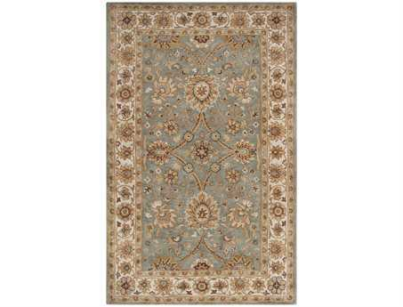 Surya Clifton Rectangular Gray Area Rug