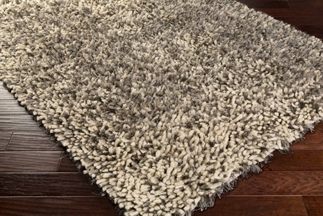 Surya Cumulus Rectangular Cream & Taupe Area Rug