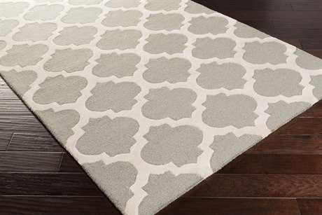 Surya Centennial Rectangular Medium Gray & Beige Area Rug