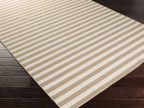 Surya Colton Rectangular Ivory Area Rug