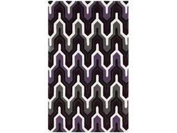 Surya Cosmopolitan Rectangular Purple Area Rug
