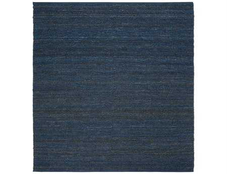 Surya Continental 8' Square Blue Area Rug