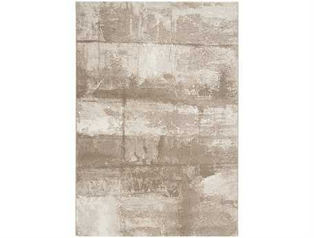 Surya Contempo Rectangular White Area Rug
