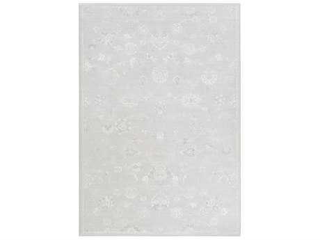 Surya Contempo Rectangular Light Gray, White & Medium Gray Area Rug