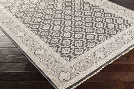 Surya Cappadocia Rectangular Black, Medium Gray & Khaki Area Rug