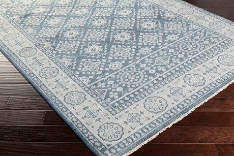 Surya Cappadocia Rectangular Charcoal, Tan & Medium Gray Area Rug