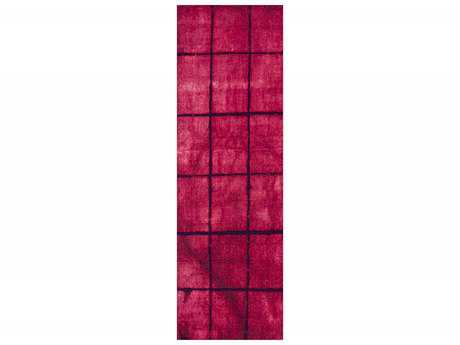 Surya Cruise 2'6'' x 8' Rectangular Hot Pink Runner Rug