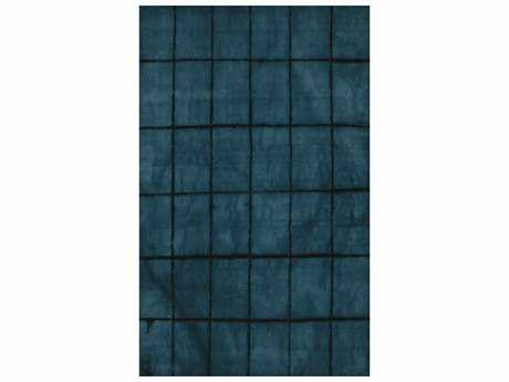 Surya Cruise Rectangular Teal Area Rug