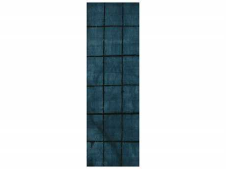 Surya Cruise 2'6'' x 8' Rectangular Teal Runner Rug