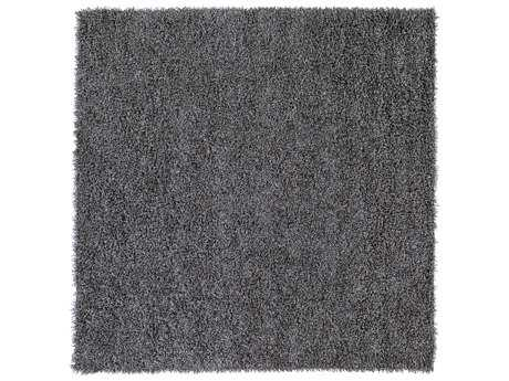 Surya Croix Square Light Gray Area Rug