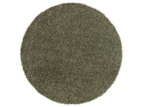 Surya Croix Round Lime Area Rug