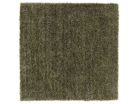 Surya Croix Square Lime Area Rug