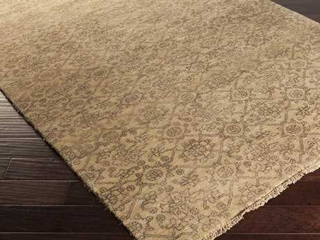 Surya Cheshire Rectangular Olive Area Rug