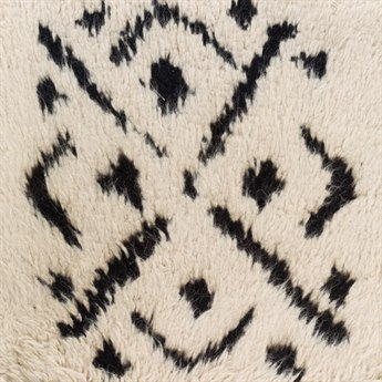 Surya Denali Rectangular Khaki & Black Area Rug