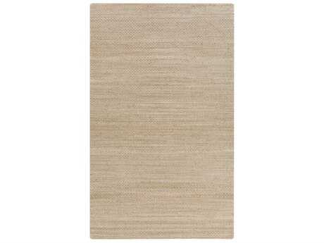 Surya Drift Wood Rectangular Khaki Area Rug