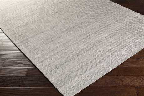 Surya Drift Wood Rectangular Medium Gray Area Rug