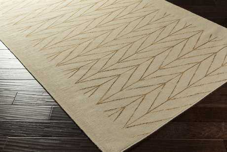 Surya Dasher Rectangular Tan & Khaki Area Rug