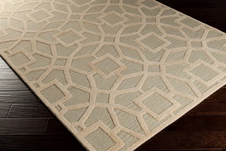 Surya Dream Rectangular Beige Area Rug