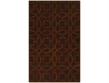 Surya Dream Rectangular Red Area Rug