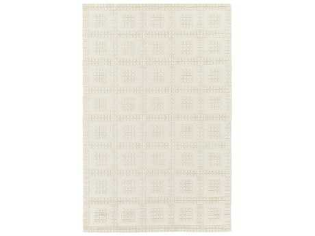 Surya Elliot Rectangular Khaki Area Rug