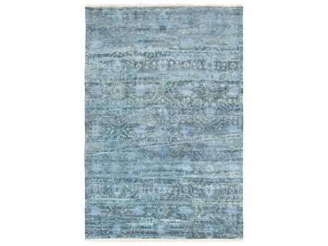 Surya Empress Rectangular Slate Area Rug