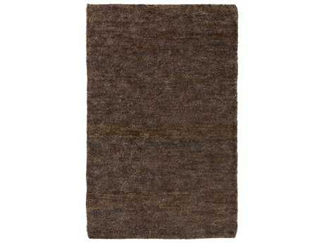 Surya Essential Rectangular Charcoal Area Rug