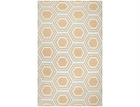 Surya Fallon Rectangular Beige Area Rug