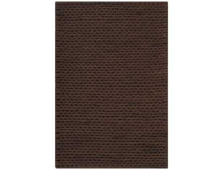 Surya Fargo Rectangular Brown Area Rug
