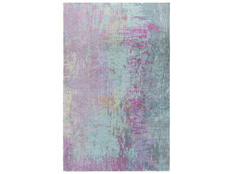 Surya Felicity Rectangular Teal Area Rug