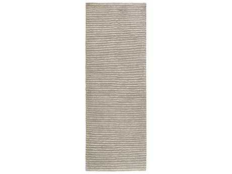 Surya Felix 2'6'' x 8' Rectangular Gray Runner Rug