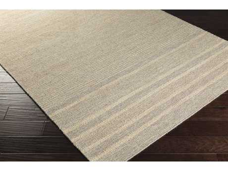 Surya Fiji Rectangular Medium Gray & Butter Area Rug