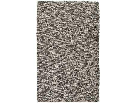 Surya Flagstone Rectangular Gray Area Rug