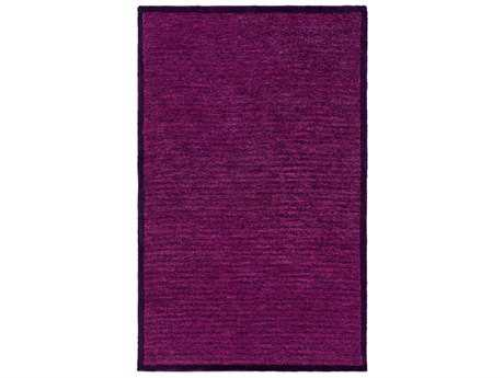 Surya Finley Rectangular Violet & Bright Pink Area Rug