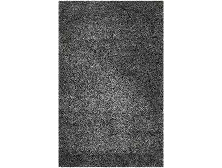 Surya Candice Olson Fusion Rectangular Gray Area Rug