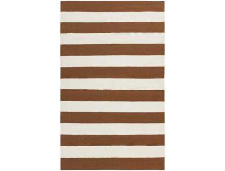 Surya Frontier Rectangular Brown Area Rug