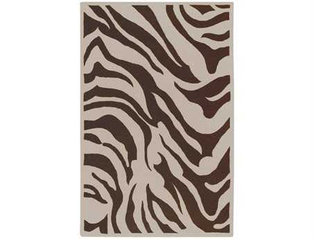 Surya Goa Rectangular Beige Area Rug