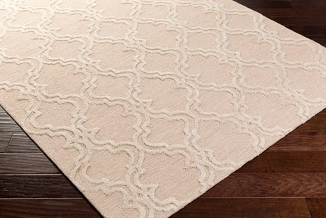 Surya Gable Rectangular Beige Area Rug