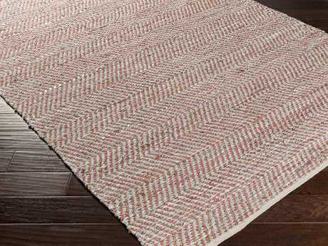 Surya Gideon Rectangular Tan & Gold Area Rug